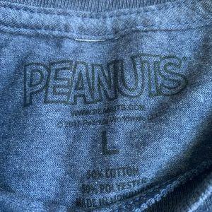 Peanuts Tops - NWOT Peanuts Living the dream tshirt